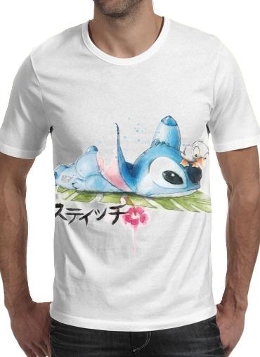 T-Shirts Stitch watercolor