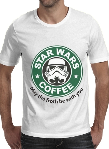 T-Shirts Stormtrooper Coffee inspired by StarWars