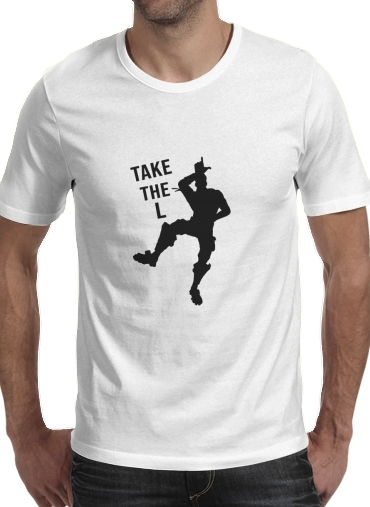 Take The L Fortnite Celebration Griezmann for Men T-Shirt