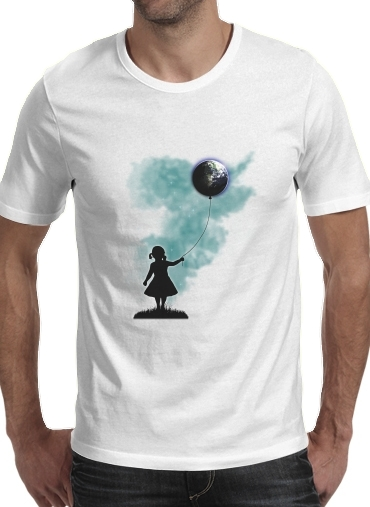 The Girl That Hold The World for Men T-Shirt