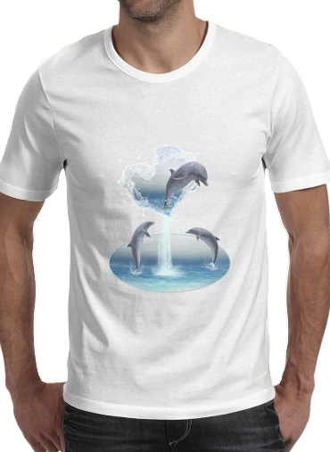 T-Shirts The Heart Of The Dolphins
