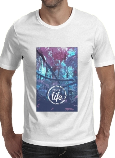 the jungle life for Men T-Shirt