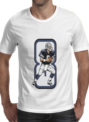 T-Shirts The triplets leader QB 8