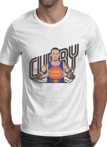 The Warrior of the Golden Bridge - Curry30 for Men T-Shirt