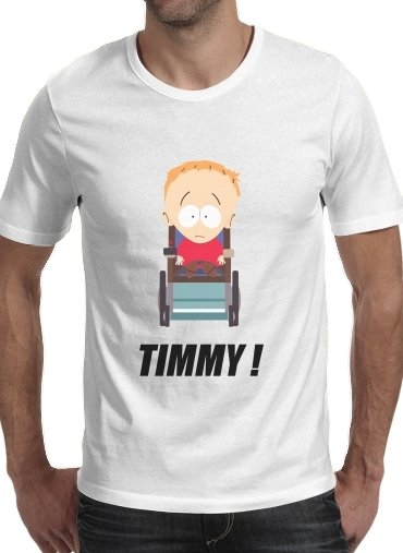 Timmy South Park for Men T-Shirt