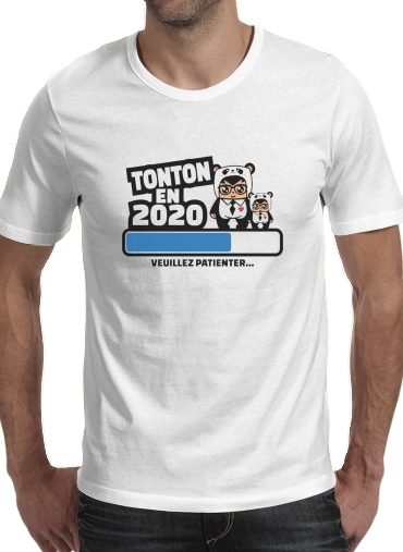 T-Shirts Tonton en 2020 Cadeau Annonce naissance