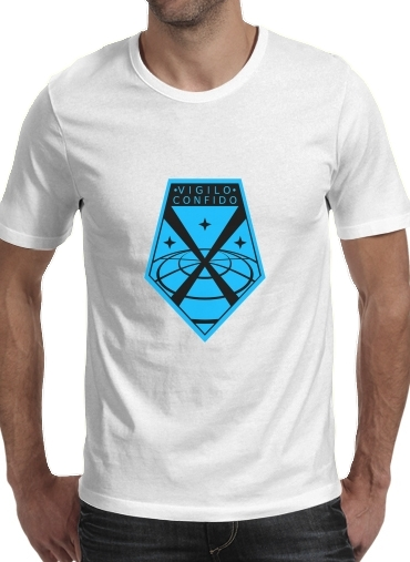 T-Shirts Vigilo Confido XCom