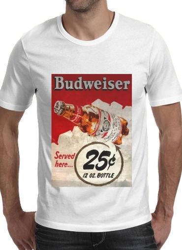 T-Shirts Vintage Budweiser
