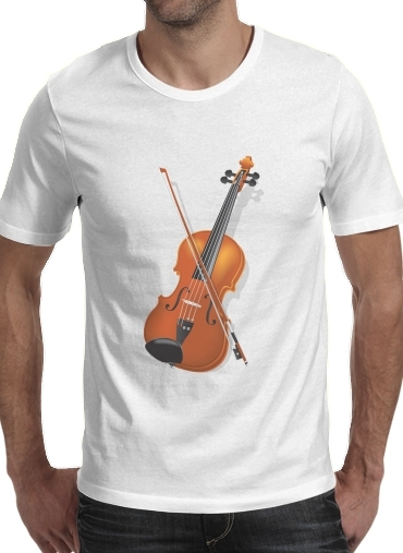 T-Shirts Violin Virtuose