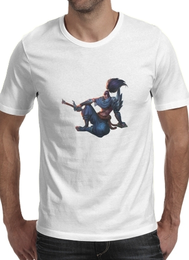 T-Shirts Yasuo Lol Character
