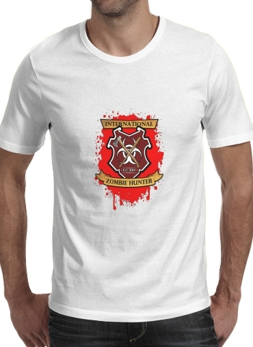T-Shirts Zombie Hunter