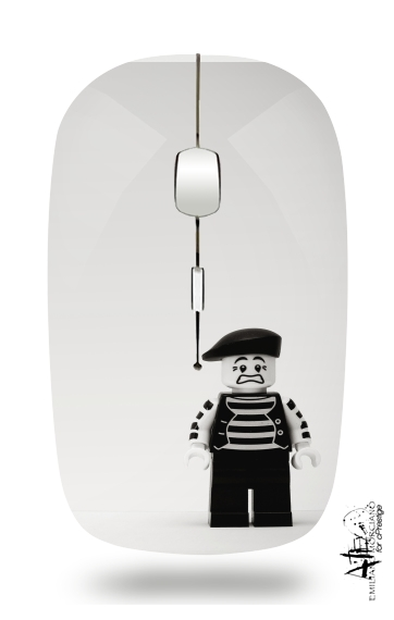 A Mime's Life for Wireless optical mouse with usb receiver