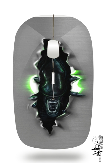 Alien for Wireless optical mouse with usb receiver