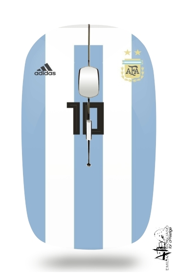 Argentina World Cup Russia 2018 for Wireless optical mouse with usb receiver