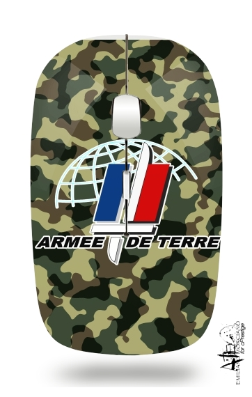 Armee de terre - French Army for Wireless optical mouse with usb receiver