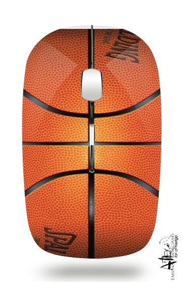 BasketBall  for Wireless optical mouse with usb receiver
