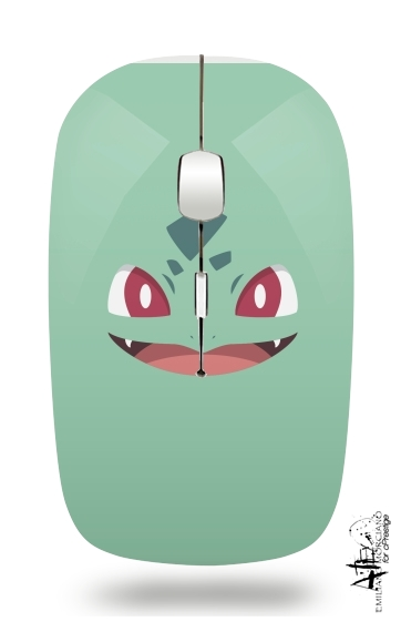 Bulbasaur for Wireless optical mouse with usb receiver