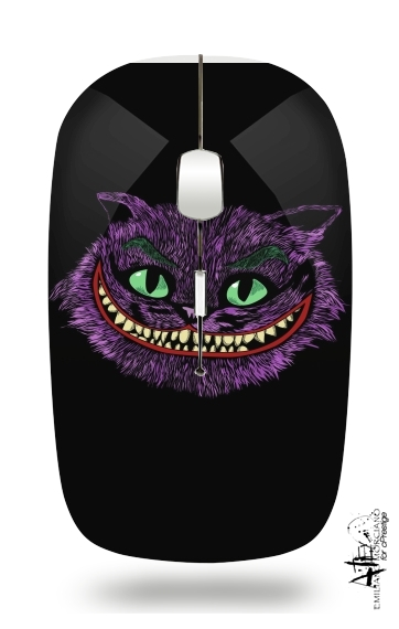 Cheshire Joker for Wireless optical mouse with usb receiver