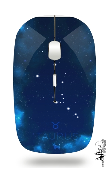 Constellations of the Zodiac: Taurus for Wireless optical mouse with usb receiver
