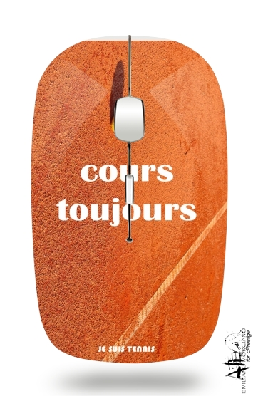Cours Toujours for Wireless optical mouse with usb receiver