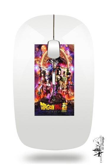 Dragon Ball X Avengers for Wireless optical mouse with usb receiver