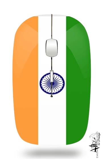 Flag India for Wireless optical mouse with usb receiver