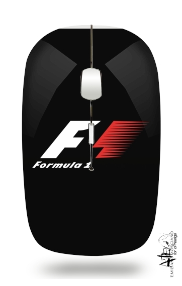 Formula One for Wireless optical mouse with usb receiver