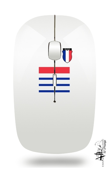 France 2018 Champion Du Monde for Wireless optical mouse with usb receiver