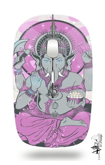 Ganesha for Wireless optical mouse with usb receiver