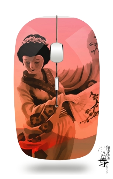 Geisha Honorable for Wireless optical mouse with usb receiver