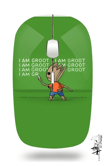 Groot Detention for Wireless optical mouse with usb receiver