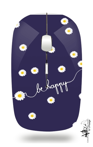 Happy Daisy for Wireless optical mouse with usb receiver