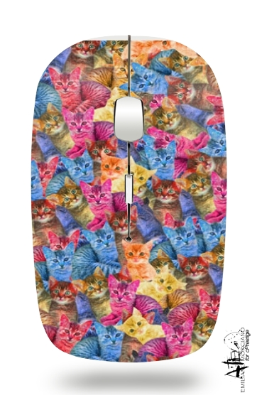 Cats Haribo for Wireless optical mouse with usb receiver
