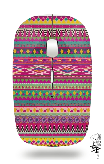 HURIT TRIBAL CASE for Wireless optical mouse with usb receiver