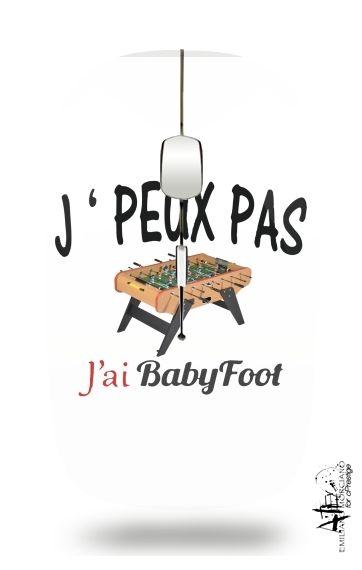Je peux pas jai babyfoot for Wireless optical mouse with usb receiver
