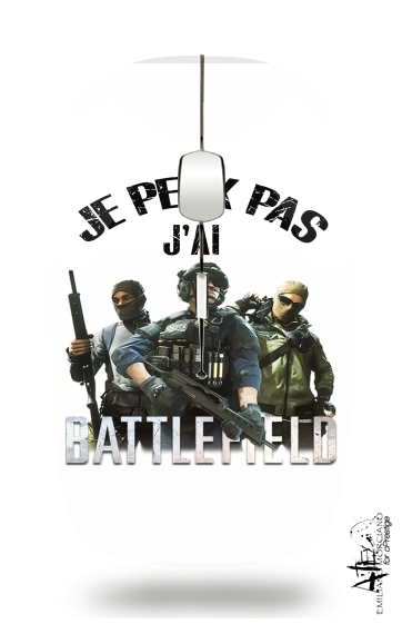 Je peux pas jai battlefield for Wireless optical mouse with usb receiver