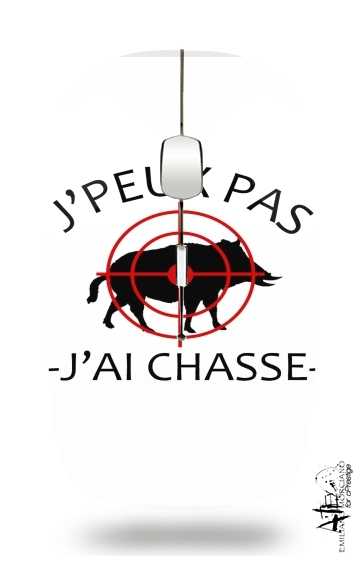 Je peux pas jai chasse for Wireless optical mouse with usb receiver