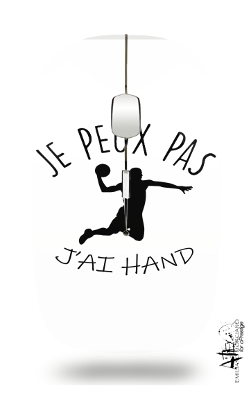 Je peux pas jai handball for Wireless optical mouse with usb receiver