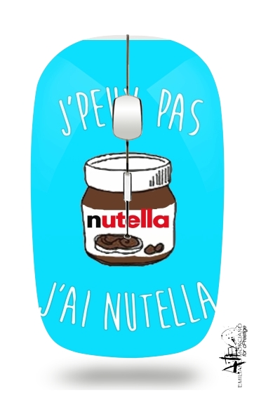 Je peux pas jai nutella for Wireless optical mouse with usb receiver