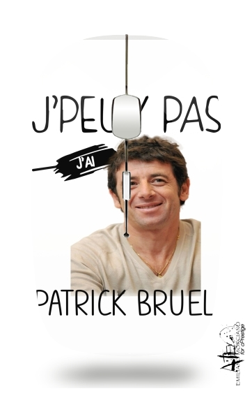 Je peux pas jai Patrick Bruel for Wireless optical mouse with usb receiver