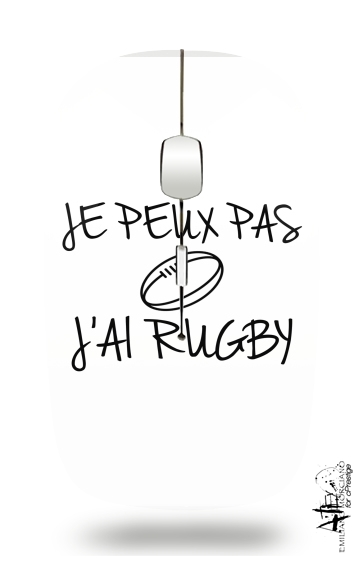 Je peux pas jai rugby for Wireless optical mouse with usb receiver