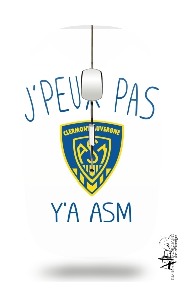 Je peux pas ya ASM - Rugby Clermont Auvergne for Wireless optical mouse with usb receiver
