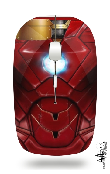 Iron Mark VII for Wireless optical mouse with usb receiver