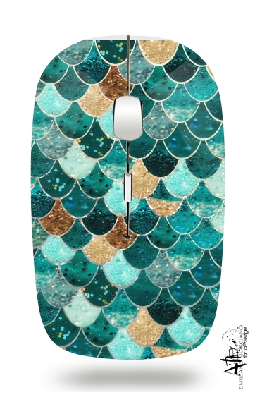 MERMAID for Wireless optical mouse with usb receiver