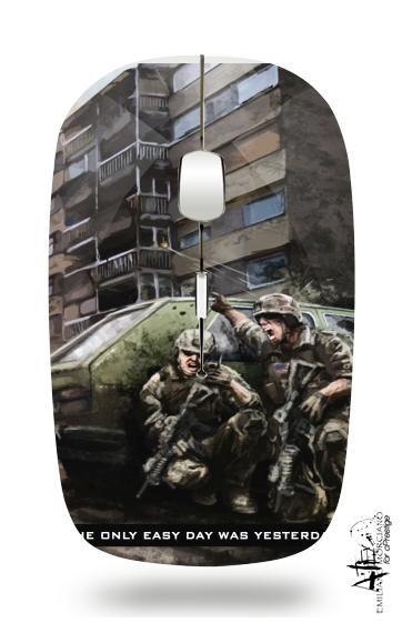 Navy Seals Team for Wireless optical mouse with usb receiver