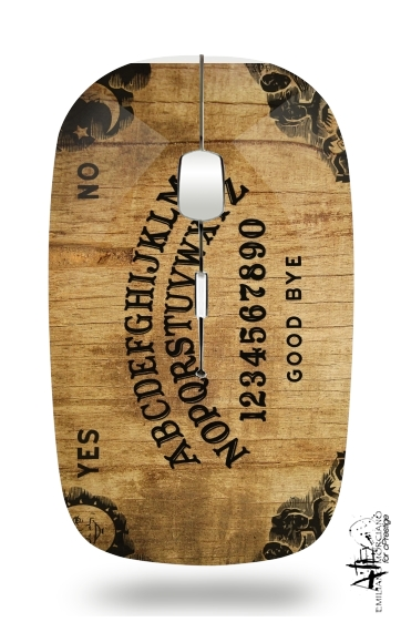 Ouija Board for Wireless optical mouse with usb receiver