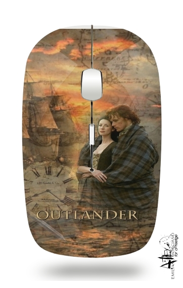 Outlander Collage for Wireless optical mouse with usb receiver