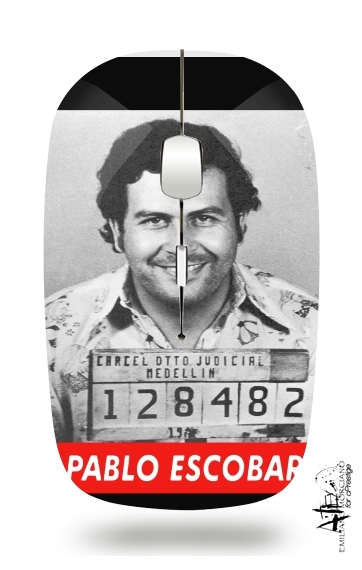 Pablo Escobar for Wireless optical mouse with usb receiver