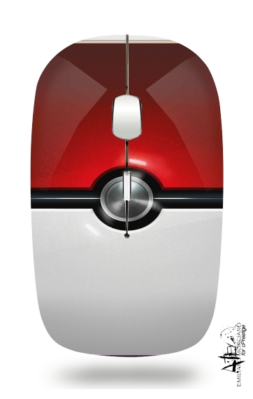 PokeBall for Wireless optical mouse with usb receiver