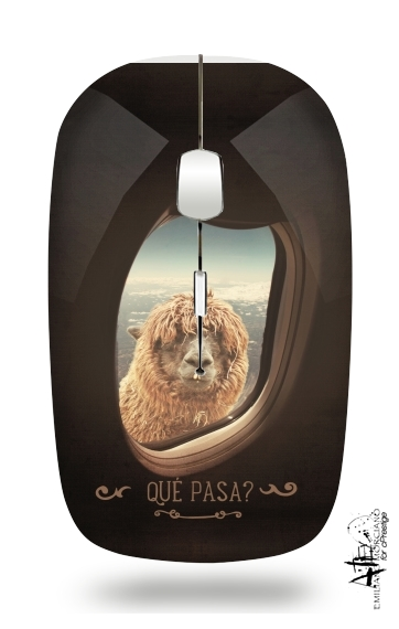 QUE PASA? for Wireless optical mouse with usb receiver